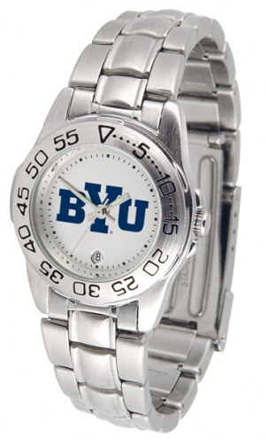 BYU Cougars Sport Steel Women's Watch