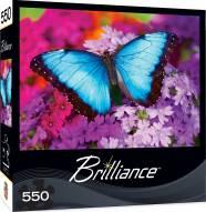 Brilliance Iridescence 550 Piece Puzzle