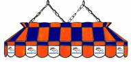 "Denver Broncos NFL Team 40"" Rectangular Stained Glass Shade"