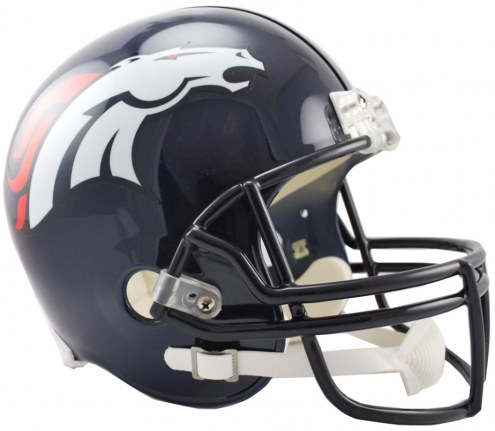 Riddell Denver Broncos Deluxe Collectible NFL Football Helmet