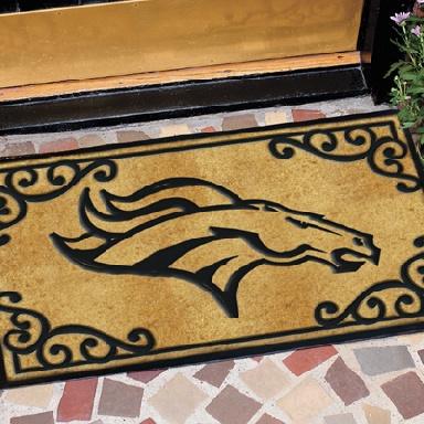 Denver Broncos NFL Door Mat