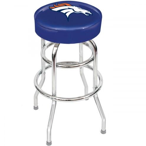 Denver Broncos NFL Team Bar Stool