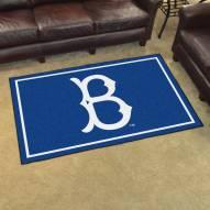 Brooklyn Dodgers 4' x 6' Area Rug