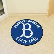 Brooklyn Dodgers Roundel Mat