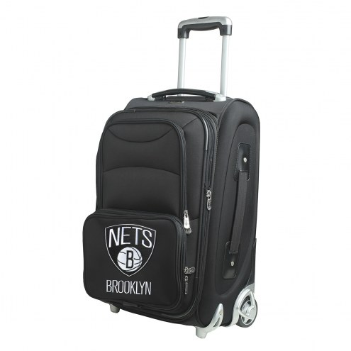 """Brooklyn Nets 21"""" Carry-On Luggage"""