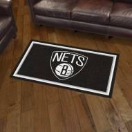 Brooklyn Nets 3' x 5' Area Rug