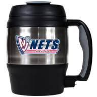 Brooklyn Nets 52 oz. Stainless Steel Travel Mug