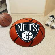 Brooklyn Nets Basketball Mat