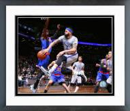 Brooklyn Nets Deron Williams 2014-15 Action Framed Photo