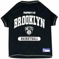 Brooklyn Nets Dog Tee Shirt