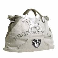 Brooklyn Nets Hoodie Tote Bag