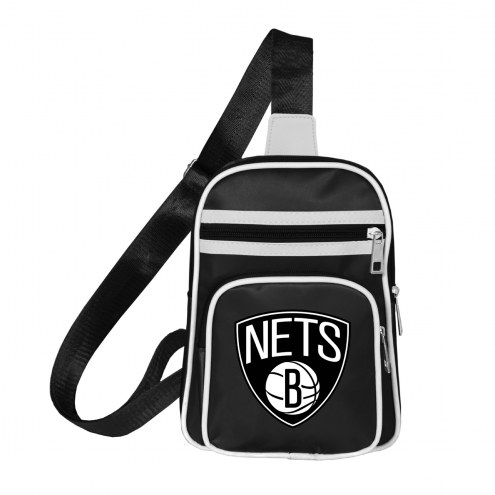 Brooklyn Nets Mini Cross Sling Bag