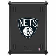 Brooklyn Nets OtterBox Defender iPad Case