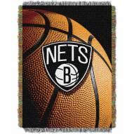 Brooklyn Nets Photo Real Throw Blanket