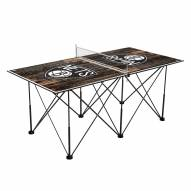Brooklyn Nets Pop Up 6' Ping Pong Table