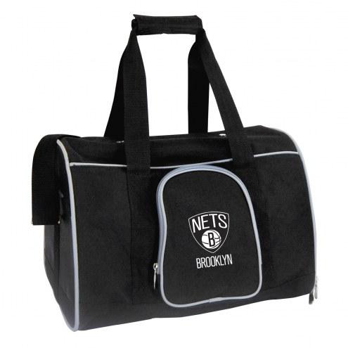 Brooklyn Nets Premium Pet Carrier Bag