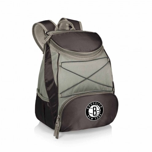 Brooklyn Nets PTX Backpack Cooler