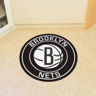 Brooklyn Nets Rounded Mat