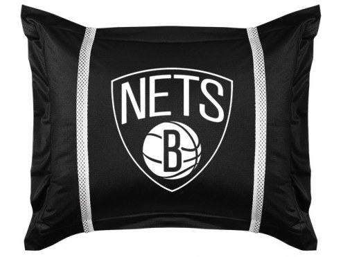 Brooklyn Nets Sidelines Pillow Sham