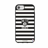 Brooklyn Nets Speck iPhone 8/7/6s/6 Presidio Stripes Case