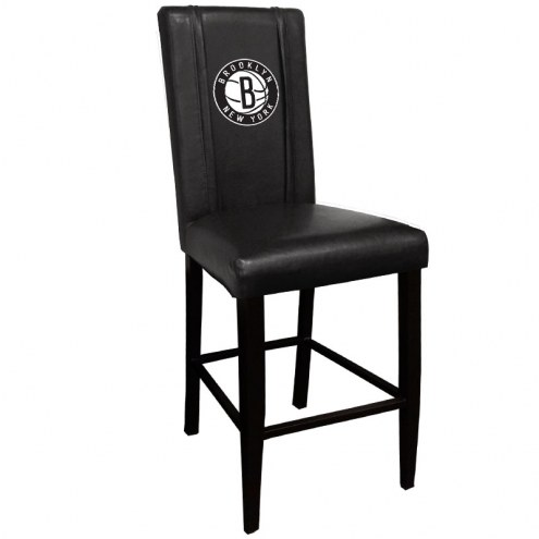 Brooklyn Nets XZipit Bar Stool 2000 with Secondary Logo