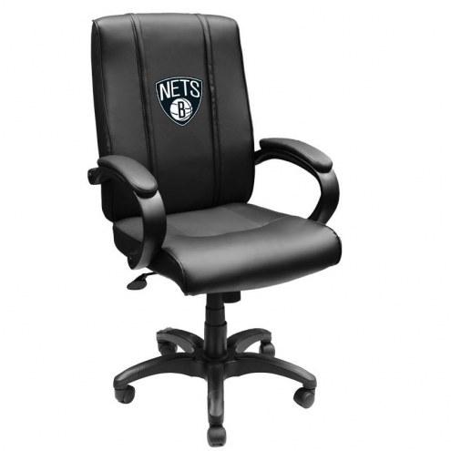 Brooklyn Nets XZipit Office Chair 1000