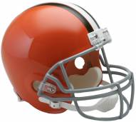 Riddell Cleveland Browns 1962-74 Deluxe Collectible Throwback NFL Football Helmet