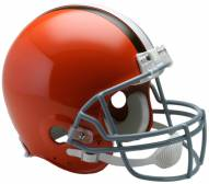 Riddell Cleveland Browns 1960 Authentic Throwback NFL Football Helmet - Full Size