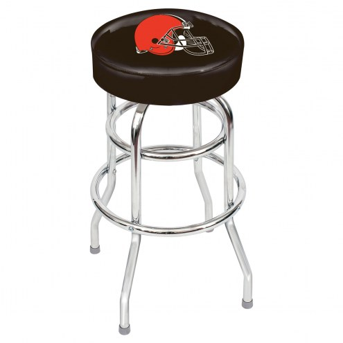 Cleveland Browns NFL Team Bar Stool