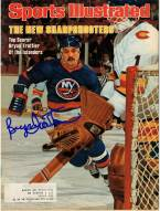 Bryan Trottier Signed 12/12/1977 Sports Illustrated Magazine