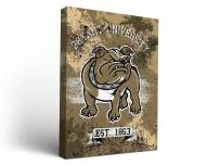 Bryant Bulldogs Banner Canvas Wall Art