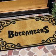 Tampa Bay Buccaneers NFL Door Mat