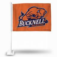 Bucknell Bison Car Flag