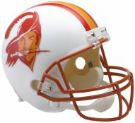 Riddell Tampa Bay Buccaneers 1976-96 Deluxe Collectible Throwback NFL Football Helmet