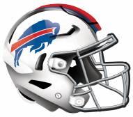 """Buffalo Bills 12"""" Helmet Sign"""