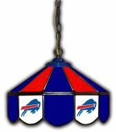 "Buffalo Bills 14"" Glass Pub Lamp"
