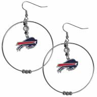 "Buffalo Bills 2"" Hoop Earrings"