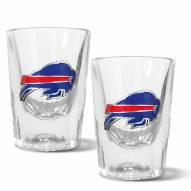 Buffalo Bills 2 oz. Prism Shot Glass Set