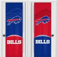 Buffalo Bills 2 Sided Door Wrap
