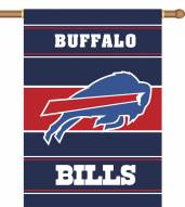 "Buffalo Bills 28"" x 40"" Two-Sided Banner"