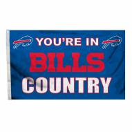 Buffalo Bills 3' x 5' Country Flag