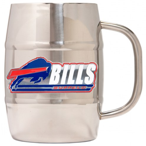 Buffalo Bills 32 oz. Macho Barrel Mug