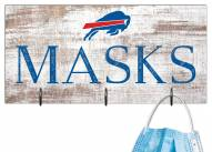 "Buffalo Bills 6"" x 12"" Mask Holder"