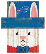 """Buffalo Bills 6"""" x 5"""" Easter Bunny Head"""