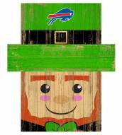 "Buffalo Bills 6"" x 5"" Leprechaun Head"
