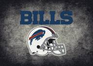 Buffalo Bills 6' x 8' NFL Distressed Area Rug