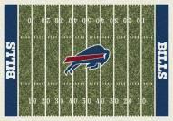 Buffalo Bills 6' x 8' NFL Home Field Area Rug