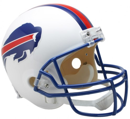 Buffalo Bills 76-83 Riddell VSR4 Collectible Full Size Football Helmet