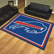 Buffalo Bills 8' x 10' Area Rug