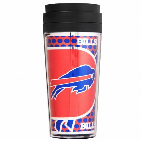 Buffalo Bills Acrylic Travel Tumbler